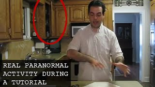 Real ghost videos: paranormal activity caught on tape in haunted house   Scary ghost videos on tape
