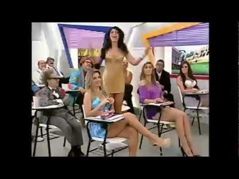 Escolinha do Gugu 14 08 2011