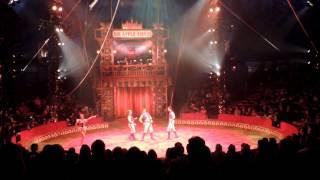 Quinterion 2013 January - Big Apple Circus NYC