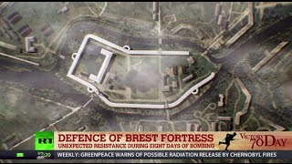 Reviving memories of war: Defence of Brest Fortress