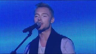 Guy, Ronan, Mel B, Natalie - X Factor Australia Judges - Top 12