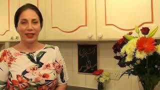 روش خرد کردن سبزی جهت کوکو سبزی و دیگر غذاها  How to Chop Herbs for KoKo Sabzi _ Episode 31