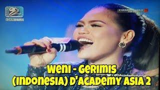 Weni, Indonesia - Gerimis | Top 4 Besar (D'Academy Asia 2)