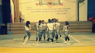 STII BSHRM - Modern Hiphop / Pop Dance