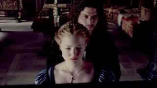 Cesare + Lucrezia You know where the scandal is..