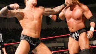 Raw: Triple H vs. Randy Orton - WrestleMania Rewind Match