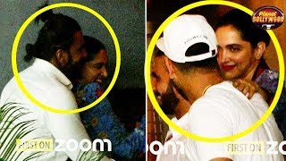 Deepika Padukone & Ranveer Singh Spotted With Yuvraj | Blast From The Past | UNCUT