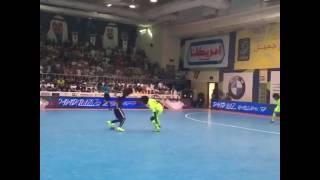 Omar abdulrahman skills with david luiz omggg!!!