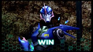 Transformers Prime The Game Wii U Multiplayer part 61