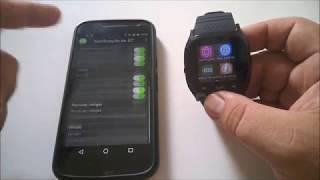 Review do Smartwatch M26. Um relógio inteligente, bonito, barato e que traz bem legais!