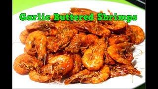 Garlic Buttered Shrimps