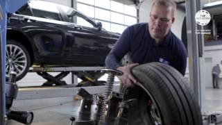 Les pneumatiques : Les conseils de nos garagistes / Top Entretien #7 (avec Denis Brogniart)