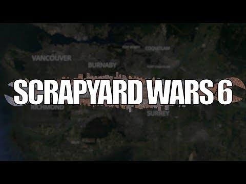 1337 Gaming PC Challenge Scrapyard Wars 6 Pt. 1