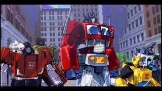 Download Transformers Devastation: The Movie (Arranged soundtrack and score from The 1986 animated movie) 3Gp Mp4