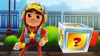 SUBWAY SURFERS GAMEPLAY HD - WASHINGTON D.C. ✔ JAKE AND 53 MYSTERY BOXES OPENING