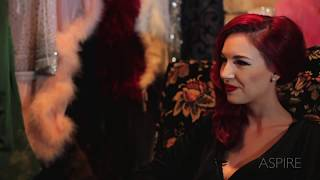 Aspire Talent: Interview with Sabra JohnSin Burlesque