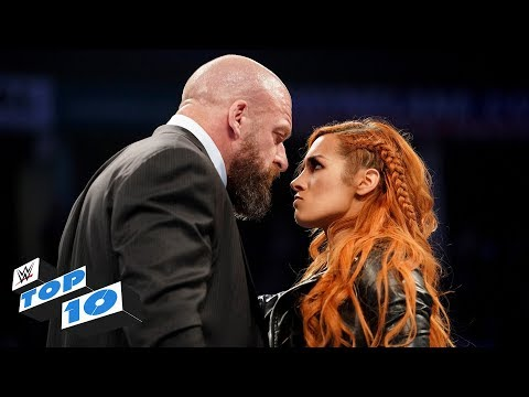 Xxx Mp4 Top 10 SmackDown Live Moments WWE Top 10 February 5 2019 3gp Sex