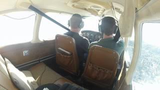 Landing N44820 4/7/14 KSEE