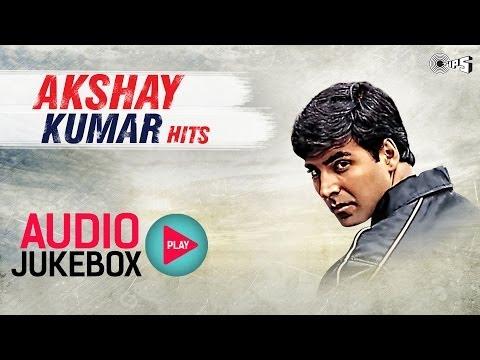 Akshay Kumar Bollywood Hits - Audio Jukebox | Full Songs Non Stop