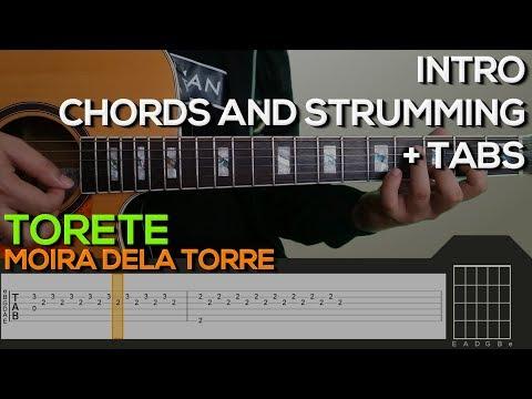 Moira Dela Torre - Torete [INTRO, CHORDS & STRUMMING] Guitar ...