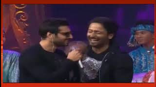 Mahabharata kembali - Shaheer sheikh dance performance