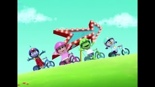 Muppet Babies ❤ Animal Cleans Up ❤ Best Pals Pizza Parlor Palace (Best Scenes)