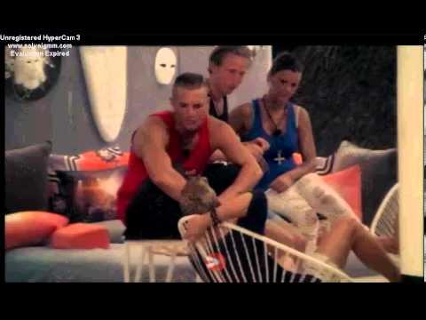 Martin og Kasper skanse Paradise Hotel Sæson 9 Afsnit 58