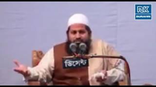 Maulana Hasan Jamil এর জালাময়ী বক্তৃতা যে প্রকৃত আশিকে রসূল কে?