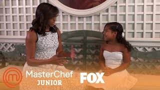 Justise Mayberry At The White House | Season 5 Ep. 6 | MASTERCHEF JUNIOR