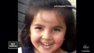 National Center for Missing & Exploited Children's #RunawayTrain25 Campaign | The View