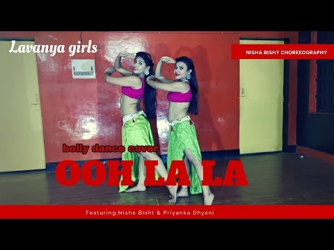ooh lala//Bollywood song//Bellydance//Dirty Picture//Nisha Bisht Choreography