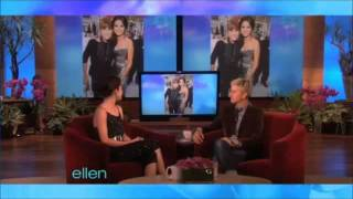 SELENA GOMEZ CALLS JUSTIN BIEBER GAY (2011)
