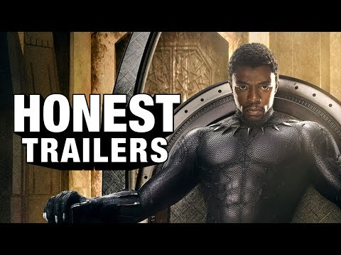 Xxx Mp4 Honest Trailers Black Panther 3gp Sex