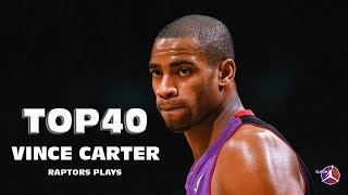 VINCE CARTER TOP40 (RAPTORS) RE UP