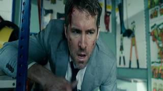 KITCHEN FIGHT SCENE - The Hitman's Bodyguard Scenes