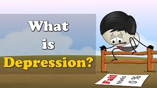 What is Depression? | #aumsum #kids #education