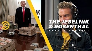 Trump's Fast-Food Buffet Was Trashy (But Calculated) - The Jeselnik & Rosenthal Vanity Project