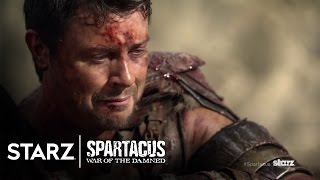 Spartacus | Inspiration behind Episode 10 of Spartacus: War of the Damned | STARZ