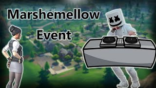 FORTNITE SEASON 7   MARSHEMELLOW EVENT!!