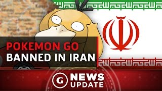 Pokémon Go Banned in Iran - GS News Update