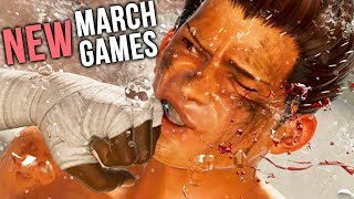 Top 10 NEW Games of March 2019