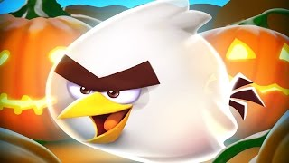 Angry Birds 2 - Spooky HAM'O'WEEN Special Halloween Level!