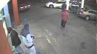 Surveillance Video in Fatal Shooting at 6302 MLK inc# 163962612