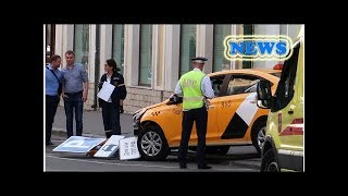 News Moscow taxi driver fell asleep at wheel, pressed accelerator: Ifax