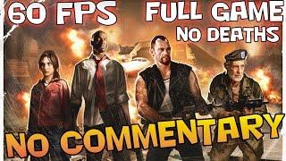 Left 4 Dead - Full Game Walkthrough 【NO Commentary】