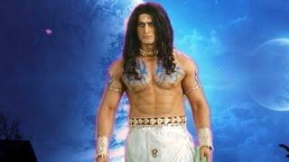 Mahadev as Jalandar - from the sets of Devon Ke Dev Mahadev