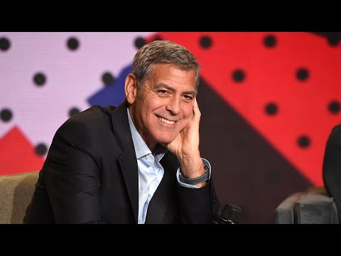 EXCLUSIVE: George Clooney on Caring for Newborn Twins With Wife Amal: 'It's Hard Work but It's Fu…