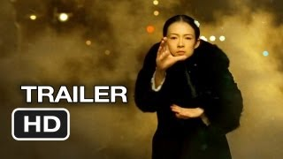 The Grandmaster Official Trailer #2 (2013) - Tony Leung, Ziyi Zhang Movie HD