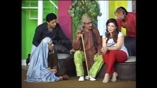 THAKUR JAMES BOND NEW PAKISTANI PUNJABI STAGE DRAMA 2014