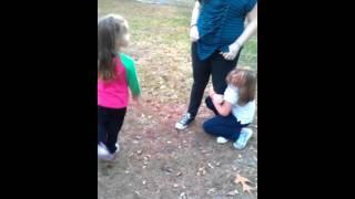 When children attack Allie